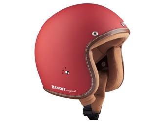 JET Helm Premium rot
