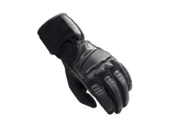 Motorradhandschuhe RIKI LADIES Damen Keder Textil Handschuh schwarz