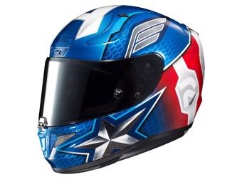 Integralhelm HJC RPHA 11 Captain America