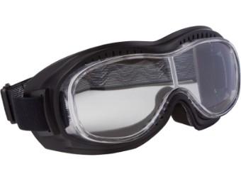 Motorradbrille TORONTO klar
