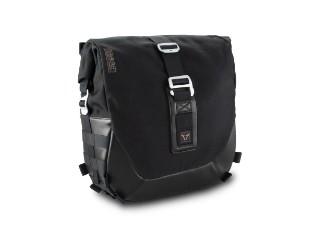 Legend Gear Motorrad Seitentasche LC2 13,5 l. für SLC Seitenträger BLACK EDITION