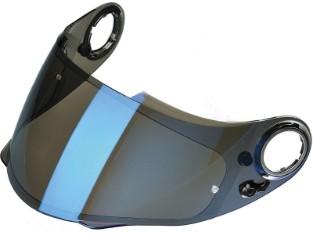 Blau Verspiegeltes Pinlock Visier Maxvision Ready für EXO-490/500/1000