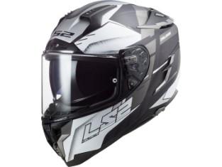 sportlicher Motorrad Integralhelm FF327 Challenger Allert
