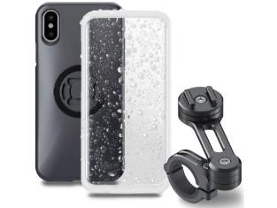 Moto Bundle Set Smartphonehalterung + Hülle