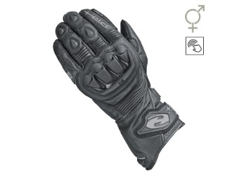 Sportliche Leder Motorrad Handschuhe EVO-Thrux II mit Aramid Langgrößen