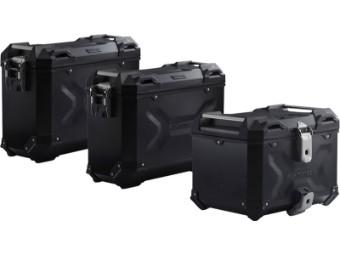 TRAX ADV Adventure Aluminium  Kofferset inkl. Topcase für Honda X-ADV 750