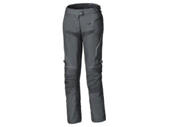 wasserdichte Motorrad Textilhose Ricc in Damen Kurzgröße