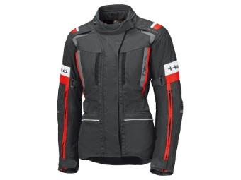 Wasserdichte Damen Motorrad Touren Textiljacke 4-Touring II