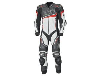 Einteilige sportliche Motorrad Lederkombi Slade II