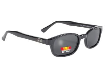 Original KDs Biker Sonnenbrille dunkel getönte Gläser POLARISIERT Jax Teller