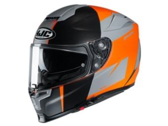 RPHA 70 Terika MC7SF Motorrad Integralhelm mit Sonnenblende