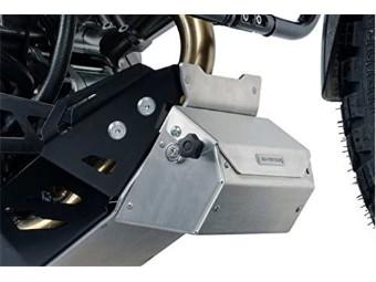 Motorschutz Aluminium-Werkzeugbox abschließbar