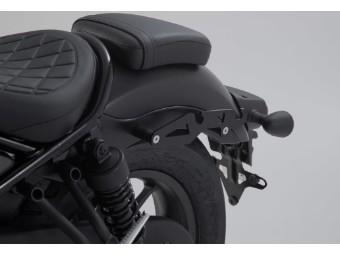 Motorrad SLH Seitenträger links für Honda CMX500 Rebel