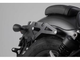 Motorrad SLH Seitenträger rechts für Honda CMX500 Rebel