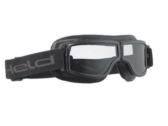 Motorradbrille Classic Goggles mit UV-Schutz