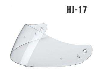 HJ-17 Visier mit Pinlock Vorbereitung für IS-MAX II / SY-MAX III