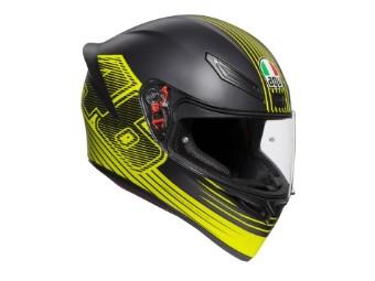 K1 Sport Integralhelm Drudi Performance Rossi Design EDGE 46