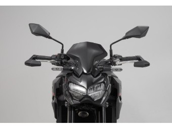 Hebelschutz mit Windabweiser passend für Kawasaki Z 900 ab Bj. 2016