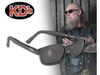 Original KDs Biker Sonnenbrille Jax Sons of Anarchy dunkel getönt