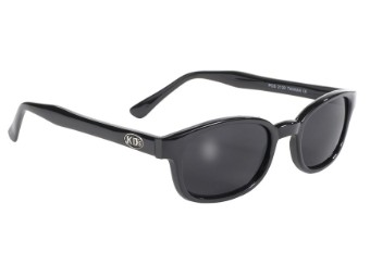 Original KDs Biker Sonnenbrille dunkel getönte Gläser Jax Sons of Anarchy