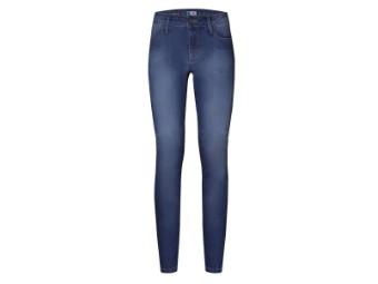 Motorrad Skinny Jeans Lady für Damen TWARON® verstärkt