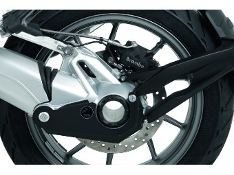 Motorrad Kardanschutz BMW R1200 GS LC ab Bj.13