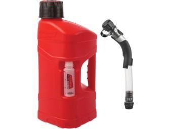 Treibstoffkanister Pro Octane mit Öl/Benzin Misch Anzeige und Rutschfester Unterseite