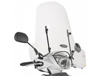 Montagekit für Scheibe 107AG für Suzuki Address Scooter