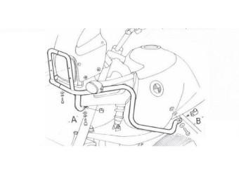 Motorrad Tankschutzbügel BMW R850 / R1100 GS silber