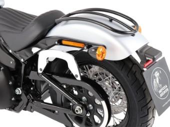 C-BOW Seitenträger in chrom passend für Harley-Davidson Softail Street Bob