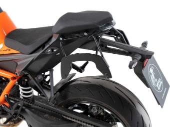 C-BOW Seitenträger in schwarz passend für KTM 1290 Super Duke/R