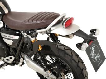 Motorrad Seitenträger C-BOW passend für Triumph Scrambler 1200 XC