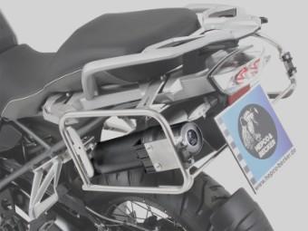 Werkzeugbox 29x8cm für Seitenkofferträger von Hepco&Becker für BMW R 1250 GS