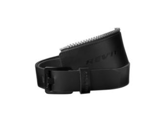 Stylischer Motorrad Leder Gürtel mit kurzem Verbindungsreißverschluss Safeway 30