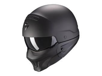 EXO-Combat EVO Solid Motorrad Jet Helm