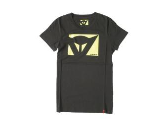 Motorrad Damen T-Shirt Color New Lady Freizeitbekleidung