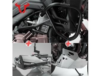 Vollausstattung Adventure Schutz-Set für Honda CRF 1000 L Africa Twin
