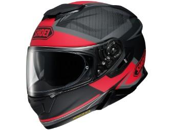 Integral Motorrad Helm GT-Air 2 Affair TC-1