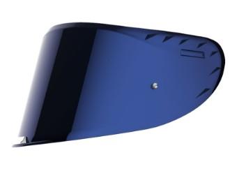 blau verspiegeltes Visier für FF327 Challenger