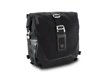 Legend Gear Black-Edition Seitentaschen-Set mit Träger passend für Triumph Street Scrambler