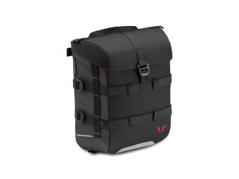 SysBag Satteltasche mit Adapterplatte für linke Seite