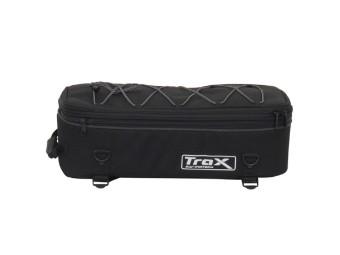 Motorradgepäck wasserabweisende Zusatztasche 8-14 Liter für TRAX ION Seitenkoffer