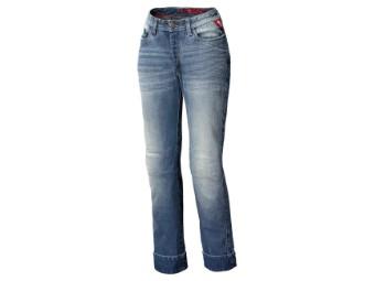 Crackerjane 2 Motorrad Jeans Damen
