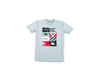 T-Shirt Tour Motorrad Freizeitbekleidung