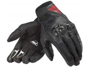 Motorrad Handschuhe MIG C2 luftiger Kurzhandschuh Sommer