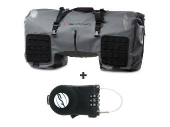 Drybag 700 grau/schwarz mit Zubehörauswahl