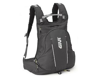 Easy-Bag EA104B Motorrad Rucksack 22L mit Helmtasche