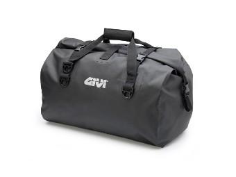 Motorrad EA119BK Hecktasche Gepäckrolle Wasserdicht mit Tragegurt 60L Easy Bag Waterproof