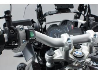 EVO Nebellicht-Schalter für Cockpit. Für Nebelscheinwerfer Grün leuchtend