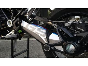 GS Uniracing Dekor Aufkleber-Kit für Schwinge passend BMW R 1200 GS/GSA